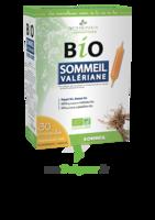 3 CHENES BIO Valériane Solution buvable sommeil 30 Ampoules/10ml à BIGANOS