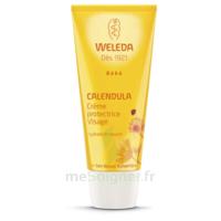 Weleda Crème Protectrice Visage Au Calendula 30ml à BIGANOS