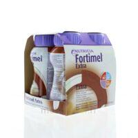 FORTIMEL EXTRA Nutriment chocolat 4Bouteilles/200ml à BIGANOS