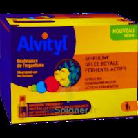 Alvityl Resist Solution Buvable 8 Fioles à BIGANOS