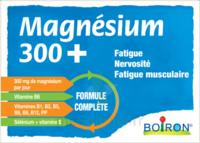 Boiron Magnésium 300+ Comprimés B/80 à BIGANOS