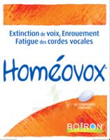 Boiron Homéovox Comprimés à BIGANOS