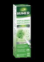 Humer Stop Allergies Spray Nasal Rhinite Allergique 20ml à BIGANOS