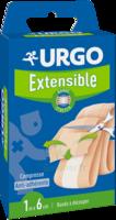 Acheter Urgo Extensible Bande à découper  6cm*1m à BIGANOS