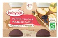 Babybio Pot Pomme Pruneau à BIGANOS