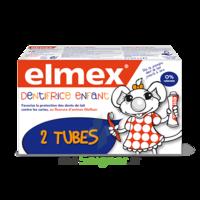 Elmex Duo Dentifrice Enfant, Tube 50 Ml X 2 à BIGANOS