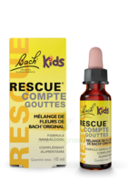Rescue® Kids Compte-gouttes - 10 Ml à BIGANOS