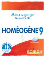 Boiron Homéogène 9 Comprimés à BIGANOS