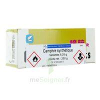 Cooper Camphre Tablettes 250g à BIGANOS