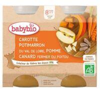 Babybio Pot Légumes Canard à BIGANOS