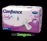 Confiance Lady Protection Anatomique Incontinence 4 Gouttes Sachet/14 à BIGANOS