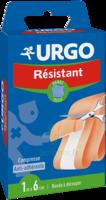 Acheter Urgo Résistant Pansement Bande à découper Antiseptique 6cm*1m à BIGANOS