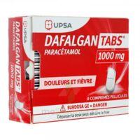 Dafalgantabs 1 G Cpr Pell Plq/8 à BIGANOS