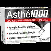 Asthe 1000 Poudre à Diluer épuisements Physique & Mental 10 Sachets à BIGANOS
